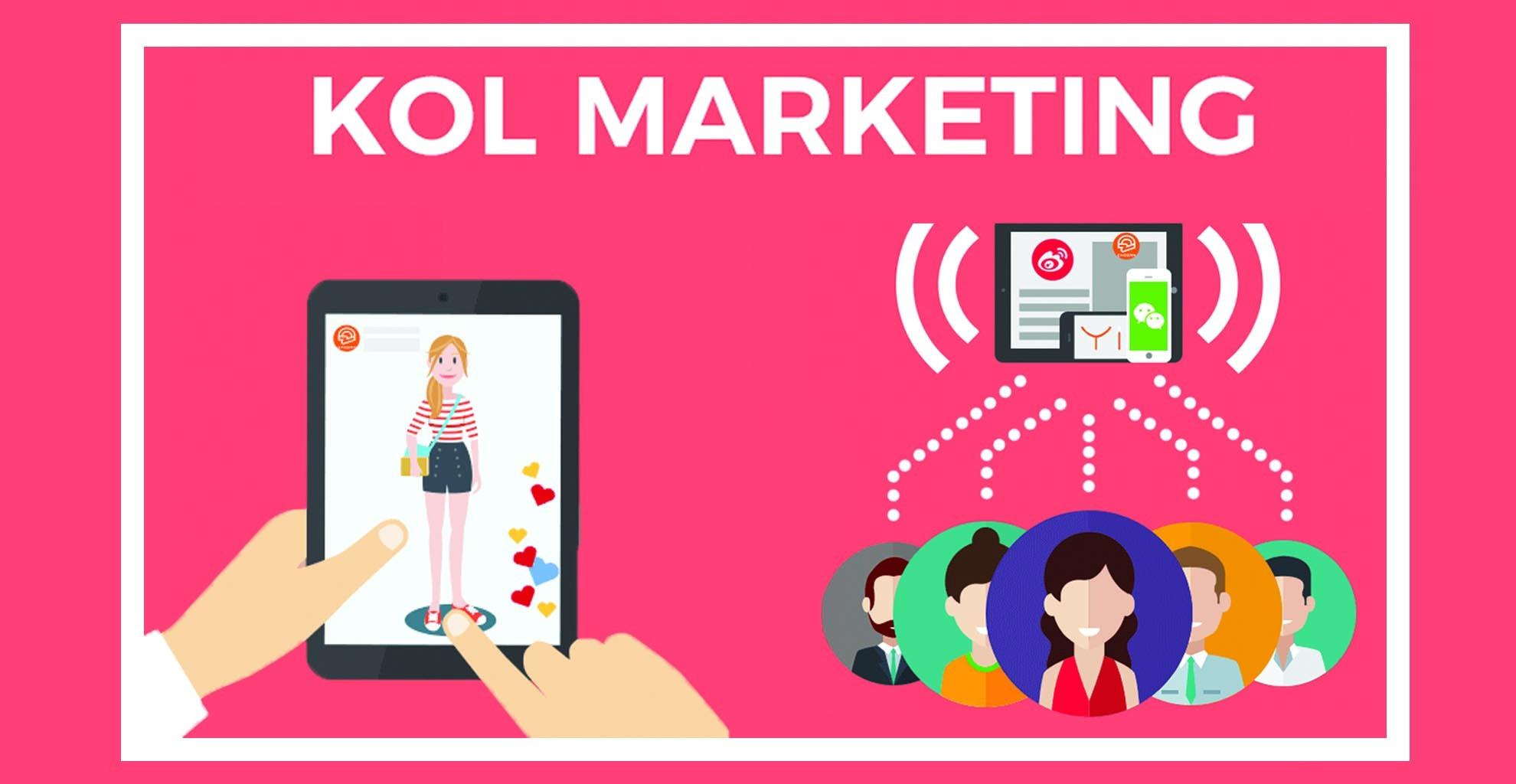 KOL—关键意见领袖正在重塑市场!
