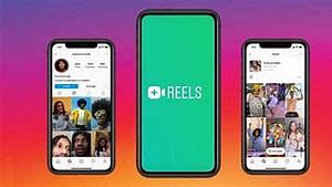 "Instagram 发布""Reels""短视频APP,功能疑似山寨TikTok"