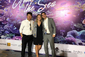 嗨酷翻译公司赞助上海澳大利亚商会年度慈善晚宴