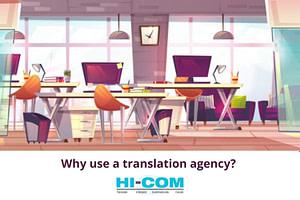 为什么要使用翻译机构?