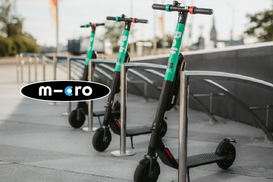 Micro Mobility用户手册翻译